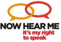 Logo Now Hear Me