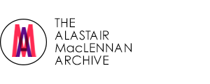 Alastair MacLennan Archive
