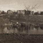 Native pond (1974-1975)