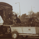 Plants from Richmond (1972) Trevor Whyte on right