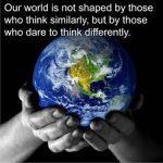 thinking differntly quote