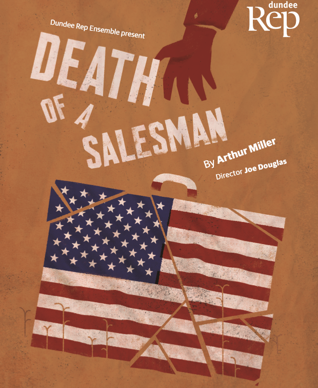 the theme of corrupted american dream in death of a salesman by arthur miller