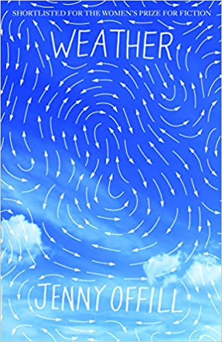 Weather by Jenny Offill book cover