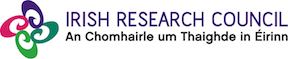 This is the logo for the Irish Research Council