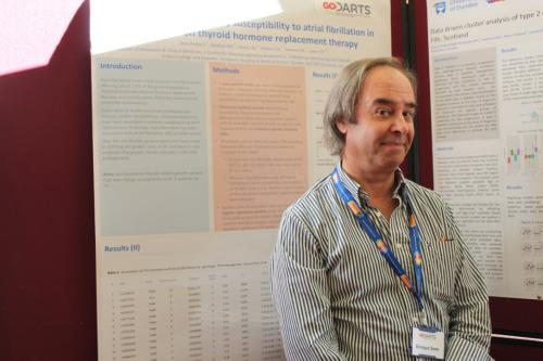 GoDARTS-Pitlochry-Posters-Enrique Soto University of Dundee