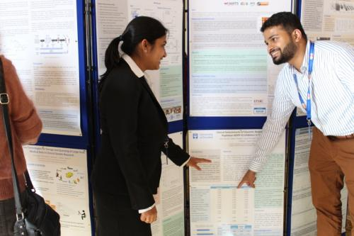 GoDARTS-Pitlochry-Posters-Sushrima Gan & Gittu George INSPIRED PhD Candidates_thumb_33a6