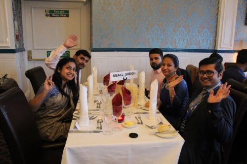 GoDARTS-Pitlochry-Seminar Dinner-Celebration Dinner