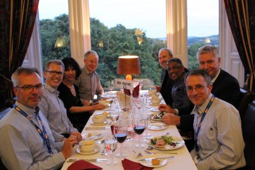 GoDARTS-Pitlochry-Seminar Dinner-Celebration dinner 3