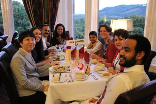 GoDARTS-Pitlochry-Seminar Dinner-Celebration dinner 4