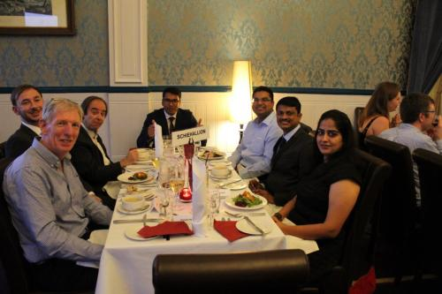 GoDARTS-Pitlochry-Seminar Dinner-celebration dinner 5