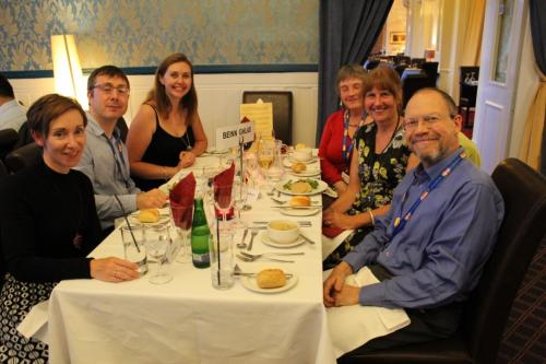 GoDARTS-Pitlochry-Seminar Dinner-celebration dinner 6