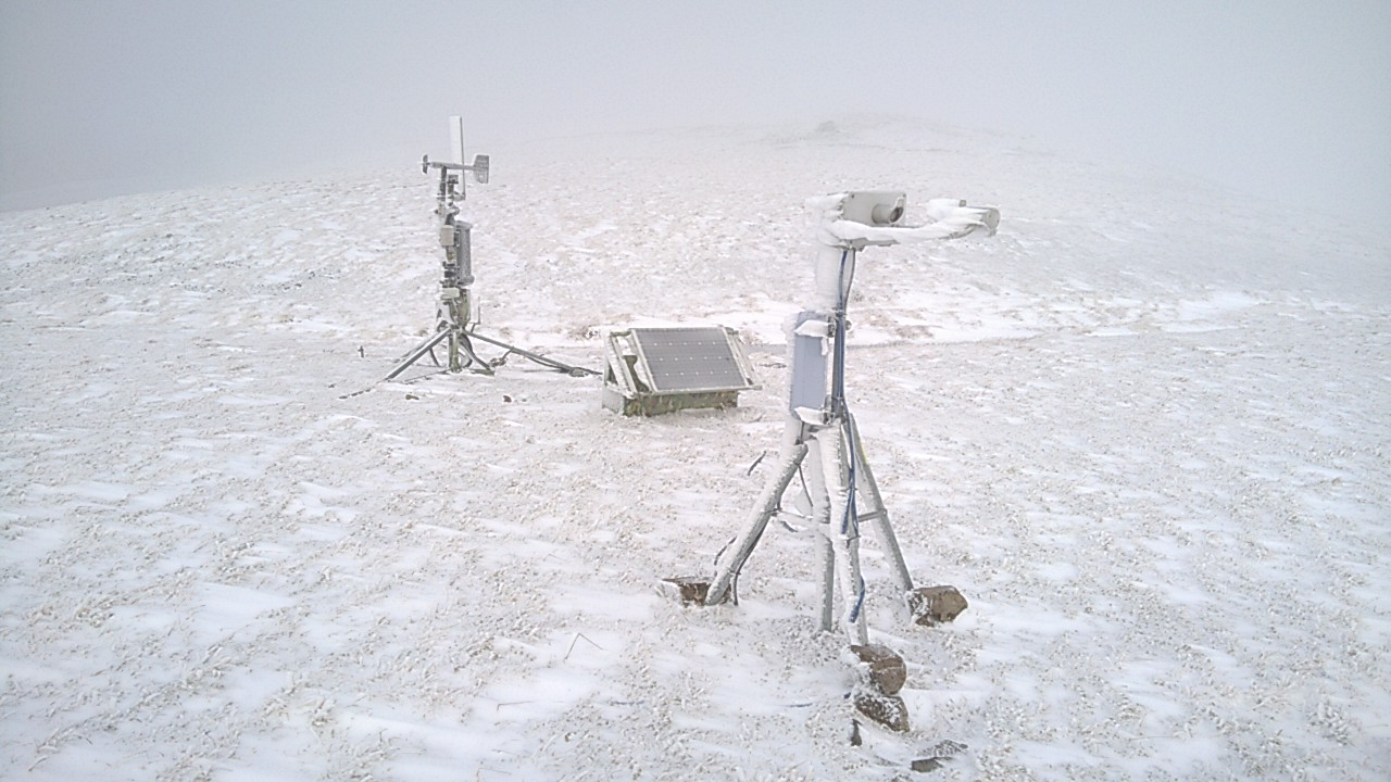 Monitoring mountain precipitation – difficulties in practice