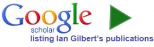 Ian Gilbert pulbications in Google scholar