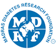 Madras Diabetes Research Foundation logo