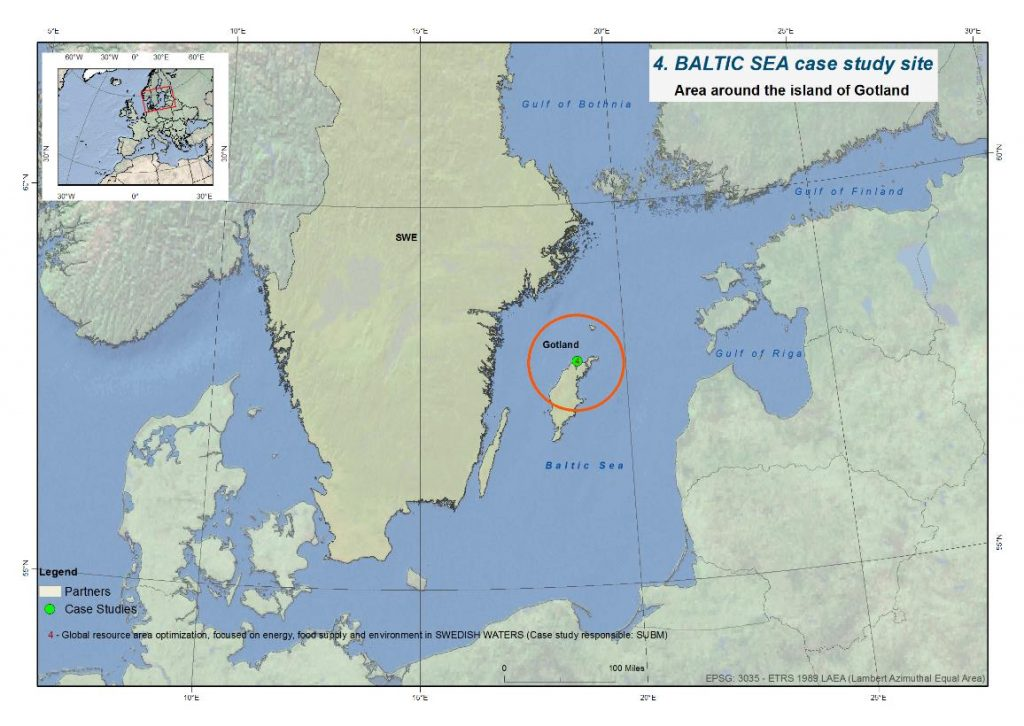 Baltic Sea (Swedish Waters)