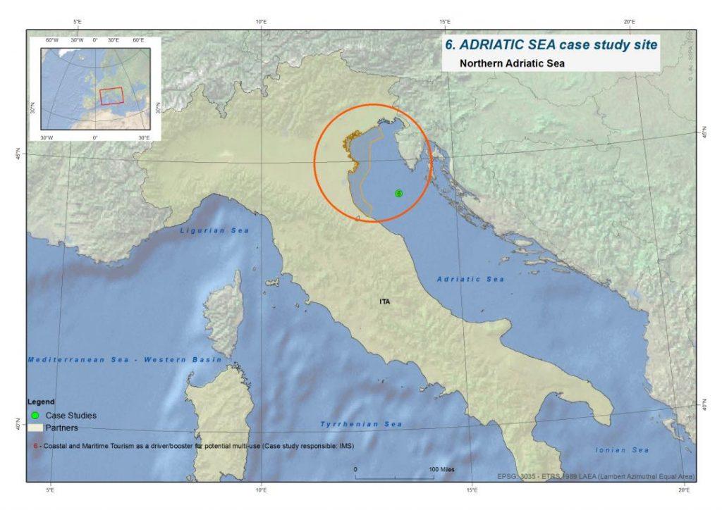 Mediterranean Sea (Northern Adriatic Sea)