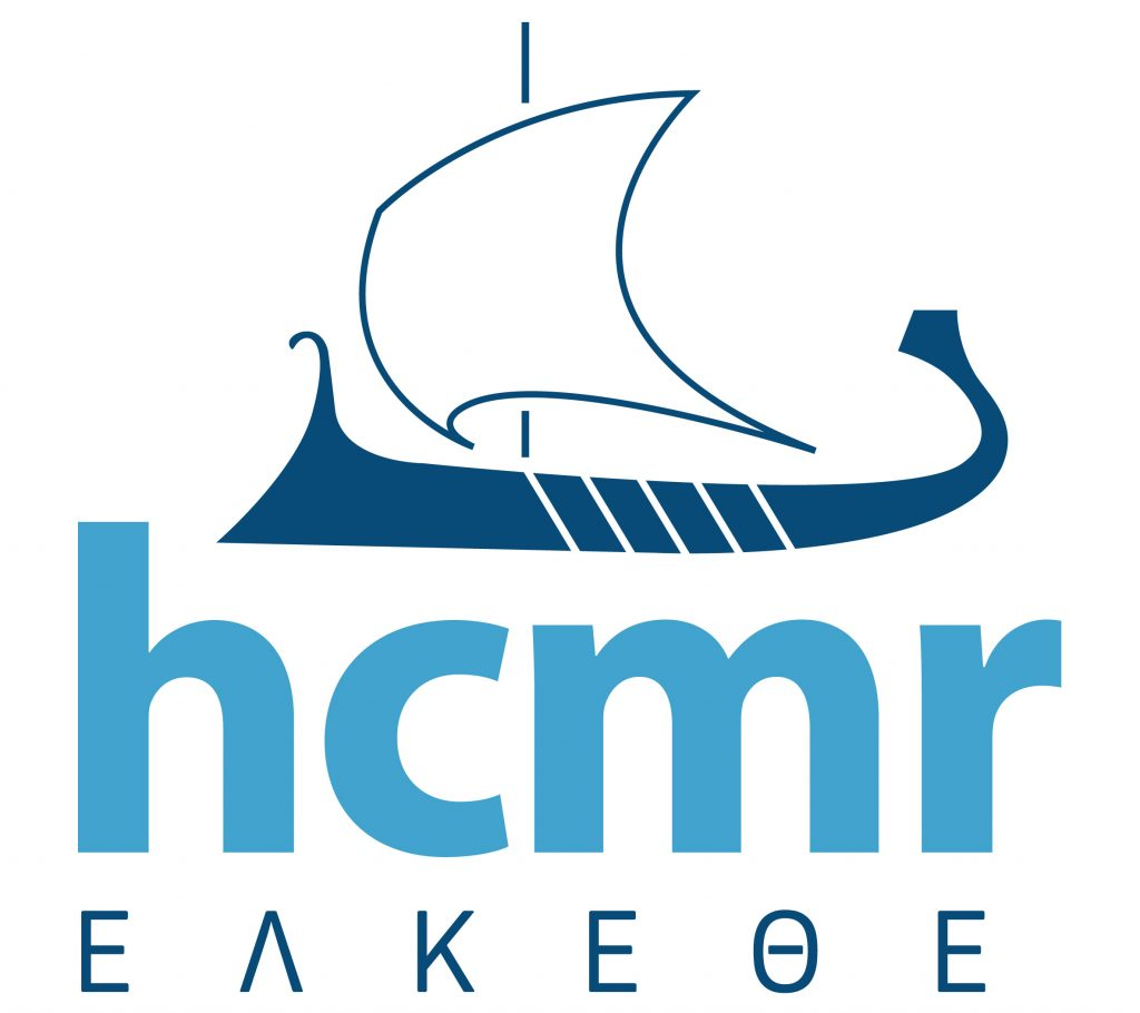 HCMR logo