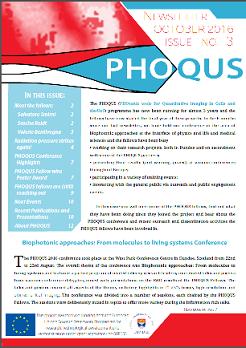 PHOQUS - newsletter3-cover