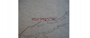 extract of map