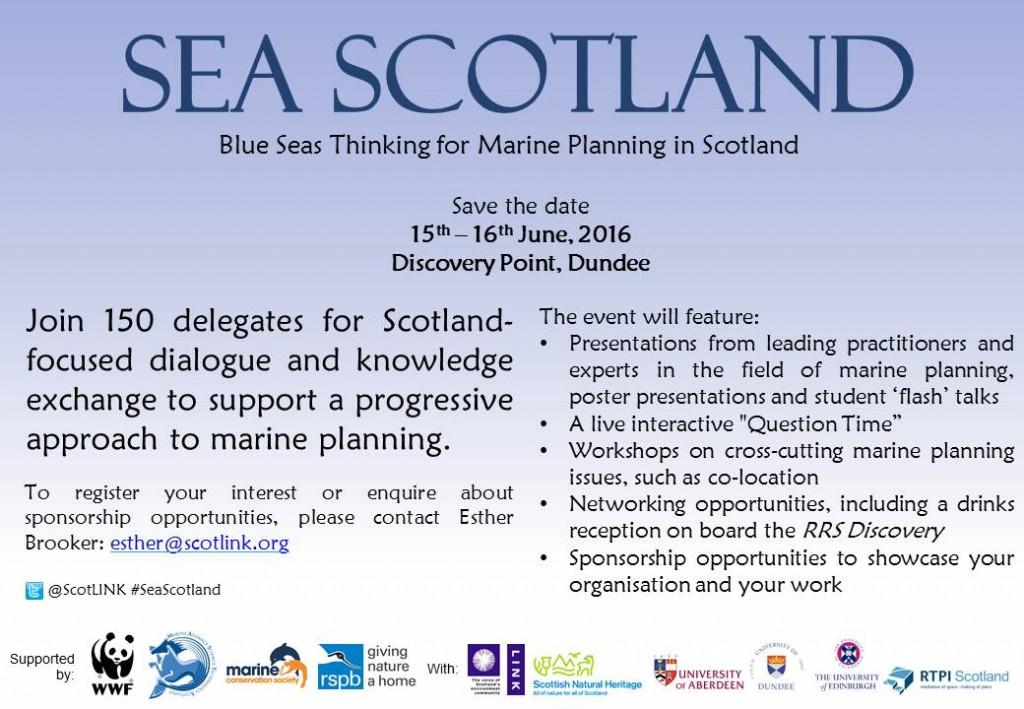 Sea Scotland flyer