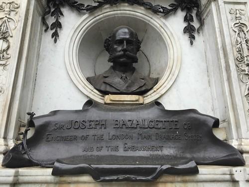 Joseph Bazalgette Memorial